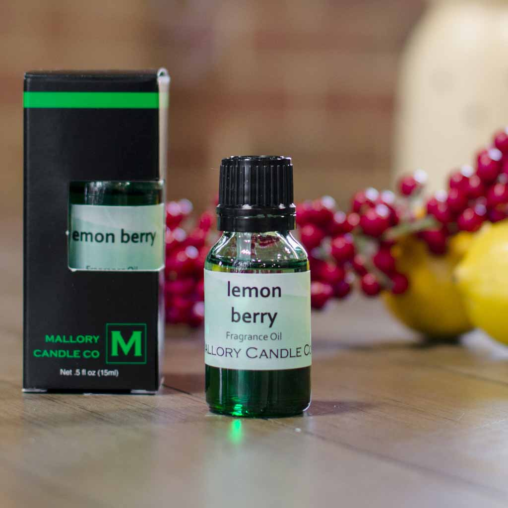 Lemon Berry Diffuser Oil