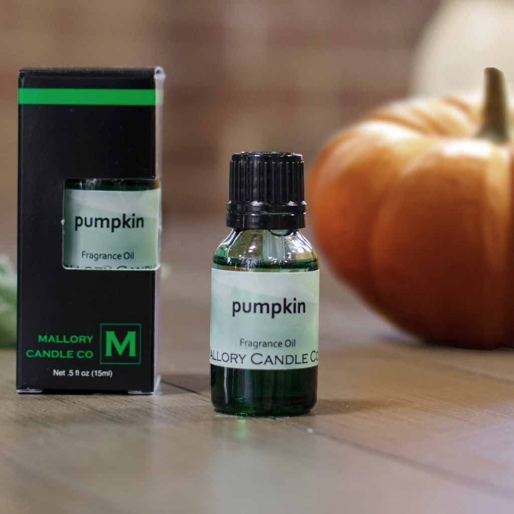 Pumpkin Diffuser Oil