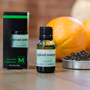 Spiced Orange Diffuser Oil