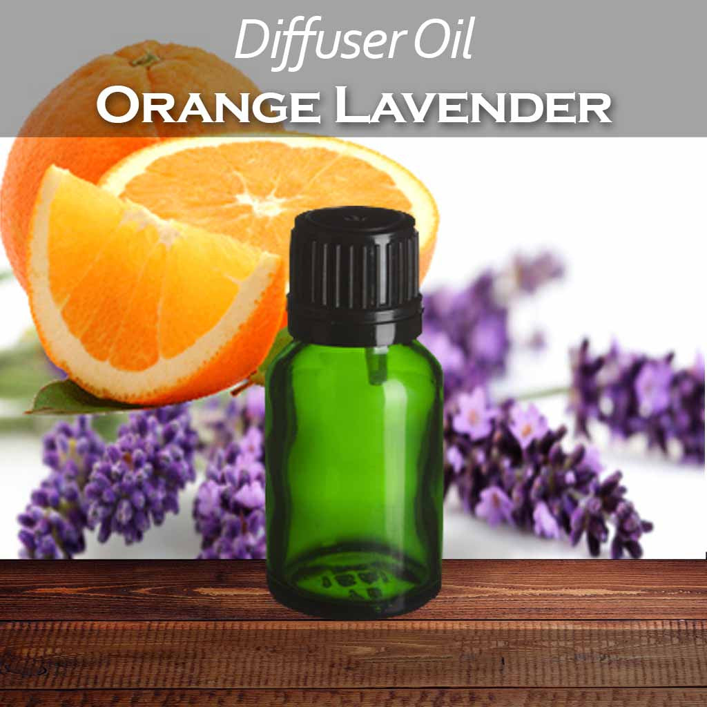 Orange Lavender Diffuser Oil