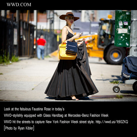 Womens Wear Daily Mercedes-Benz Fashion Week