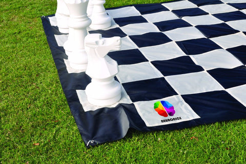 Custom Giant Outdoor Chess Set