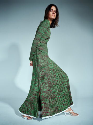 Deconstruct Knit Dress - Christopher Esber