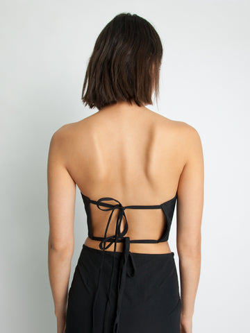 Strapless Loophole Dress