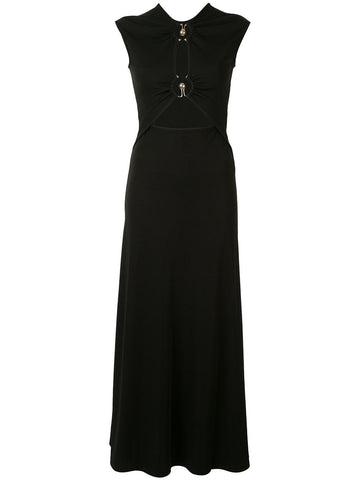 Orbit Ruched Tank Dress - Christopher Esber
