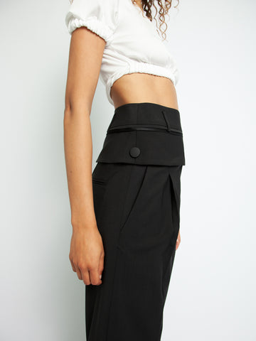 Double Belted Trouser