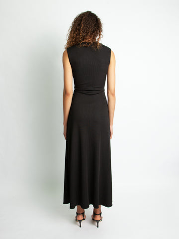 Hiero Quartz Disconnect Tank Dress