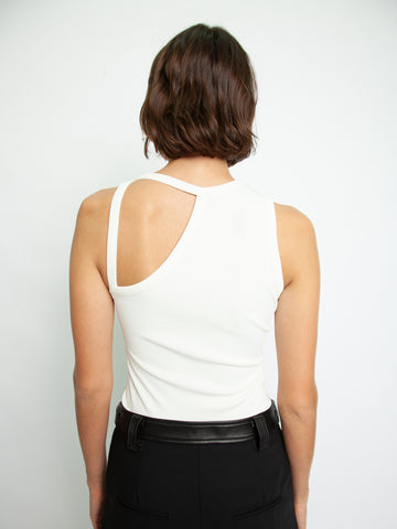 Floating Strap Tank - Christopher Esber