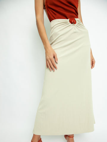 Orbit Rib Skirt - Christopher Esber