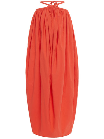 Ruched Cocoon Tie Skirt - Christopher Esber