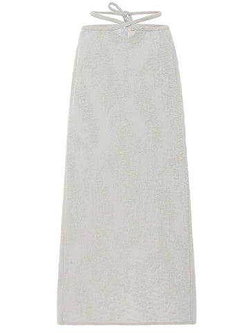 Looped Tie Skirt - Christopher Esber