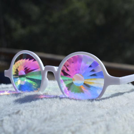Future Sun Glasses - White