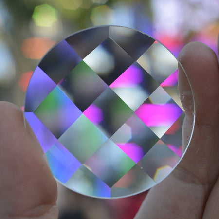 INFINITY CRYSTAL - 100mm Photo Lens