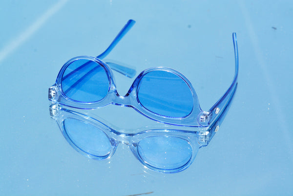 Future Sun Glasses - Blue - FUTURE EYES