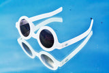 Future Sun Glasses - White - FUTURE EYES