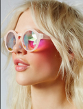 Kaleidoscope Glasses - PINK