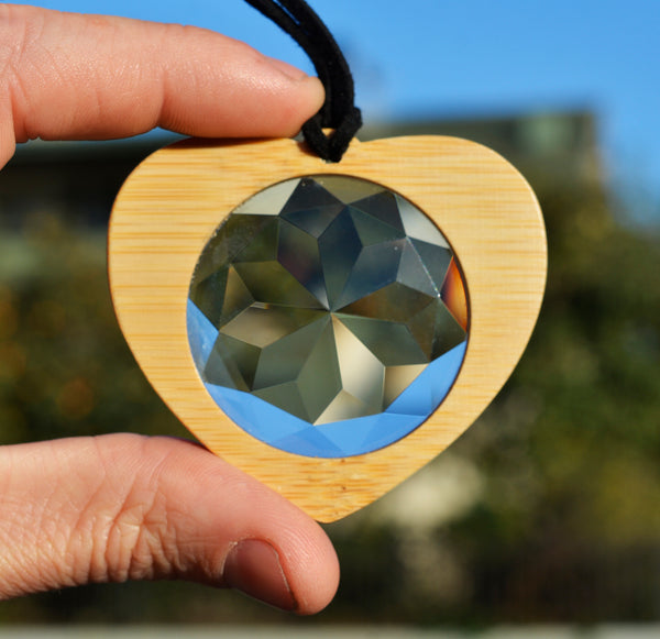 Future Heart - Kaleidoscope Monocle - RESTOCKED