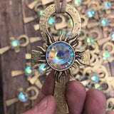 ANKH EYE - 18mm RAINBOW PORTAL