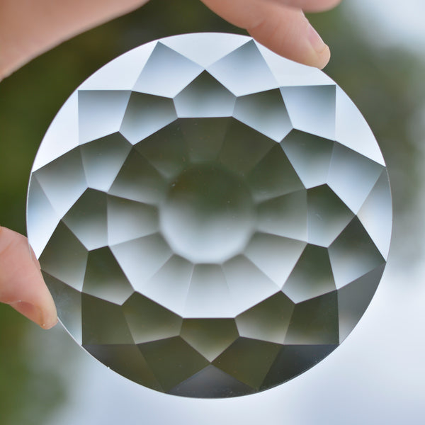 (Discount For Artists) - 100mm Crystal Photo Lens