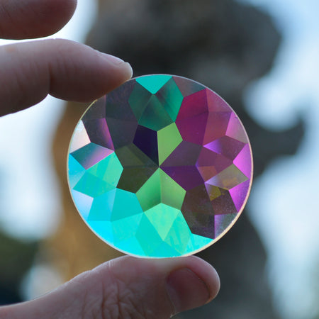 100mm CRYSTAL PRISM - Photo Lens