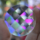 50mm RAINBOW - Crystal Photo Lens