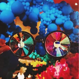 WHITE MAGIC KALEIDOSCOPE GLASSES - FUTURE EYES