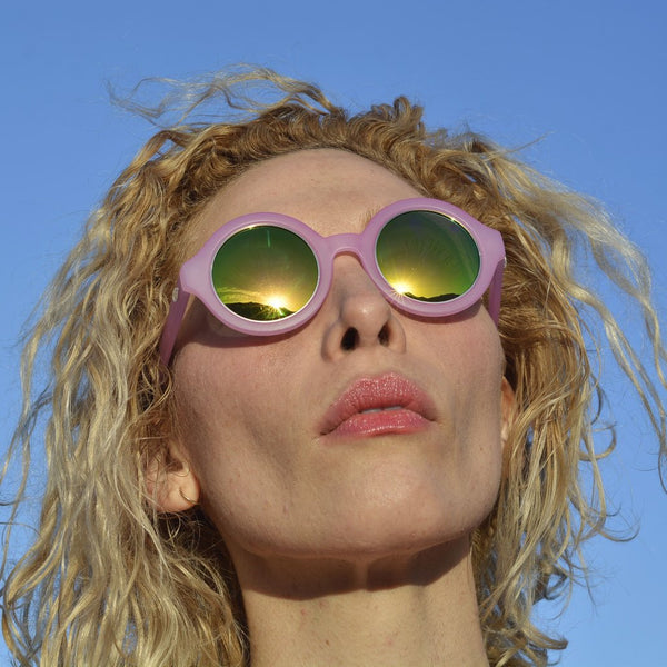 Future Sun Glasses - Pink - FUTURE EYES