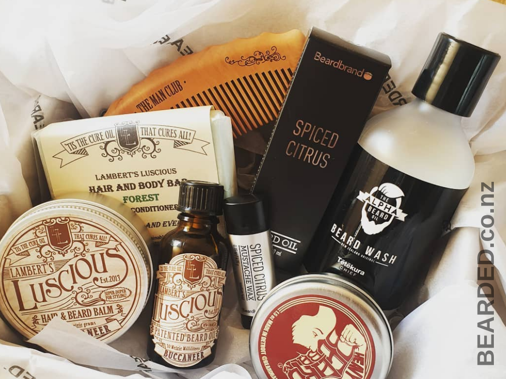BEARDED Ultimate Beard Kit