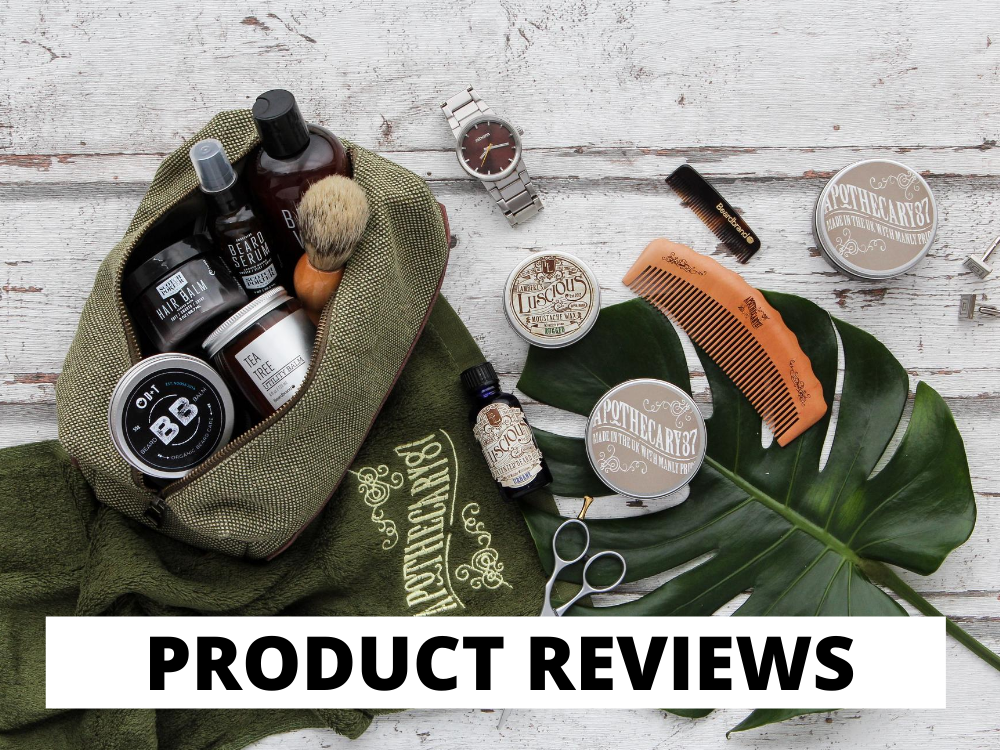 Product Reviews from BEARDED.