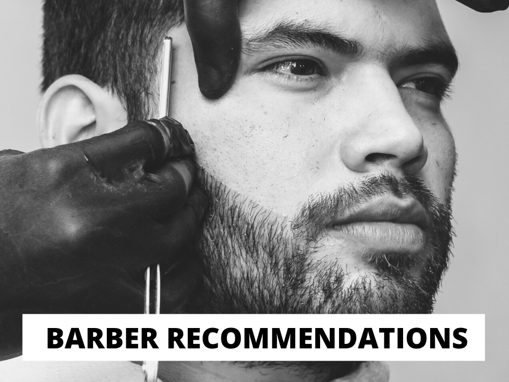 Barber Recommendations at BEARDED.