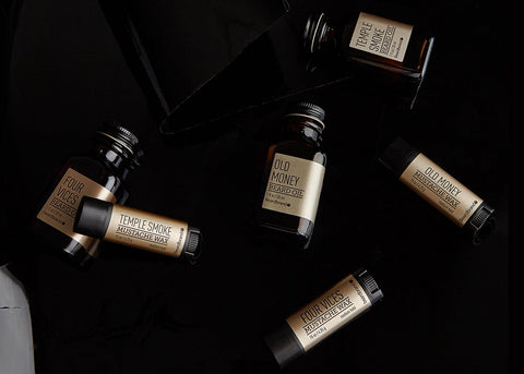 Gold Line by Beardbrand at BEARDED.