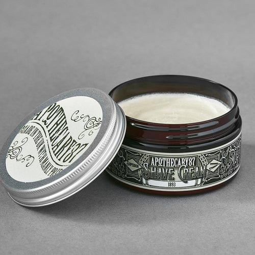 Shave Cream-Apothecary87-BEARDED.