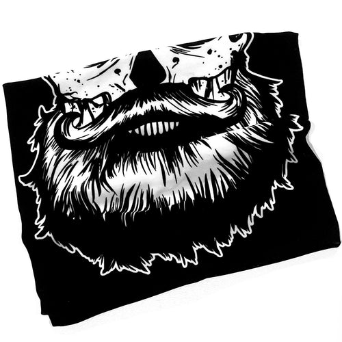 BEARDED. Skull Snood-BEARDED.-BEARDED.