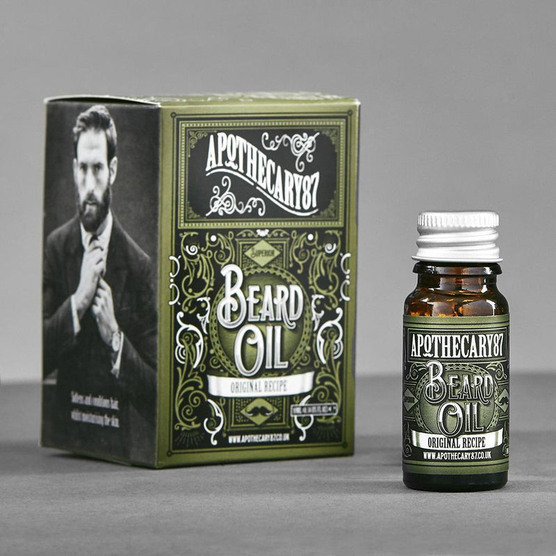 The Original Recipe Beard Oil-Apothecary87-BEARDED.