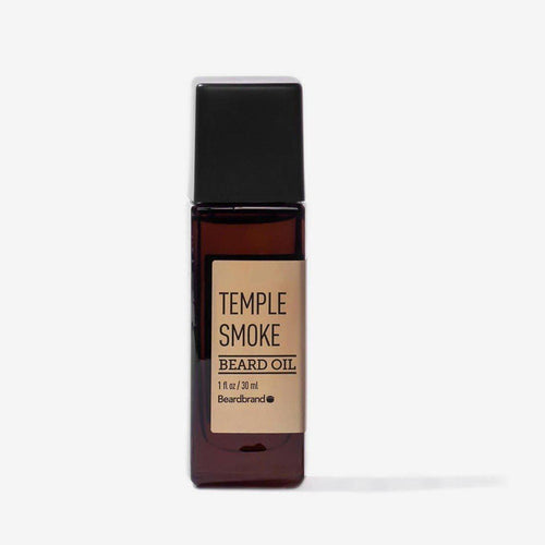 Temple Smoke Beard Oil-Beardbrand-BEARDED.