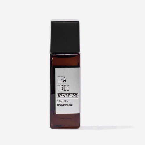 Tea Tree Beard Oil-Beardbrand-BEARDED.