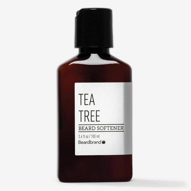 Tea Tree Beard Softener-Beardbrand-BEARDED.