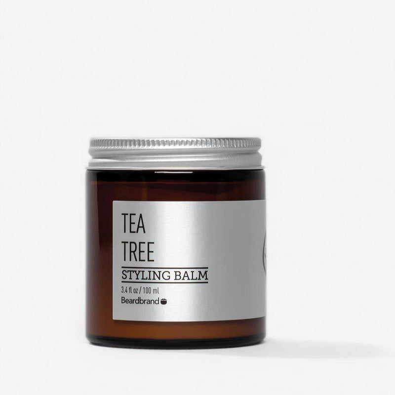 Tea Tree Styling Balm-Beardbrand-BEARDED.