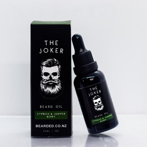 The Joker Beard Oil-BEARDED.-BEARDED.