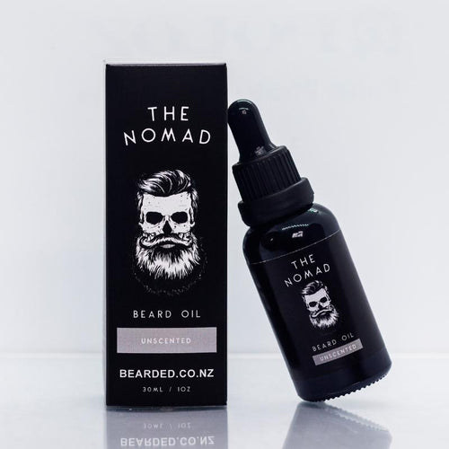 The Nomad Beard Oil-BEARDED.-BEARDED.