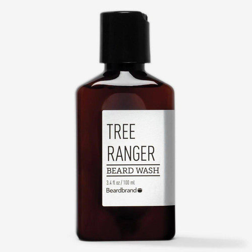 Tree Ranger Beard Wash-Beardbrand-BEARDED.