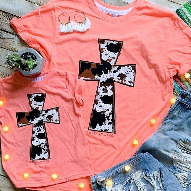 Cow Cross- Toddler