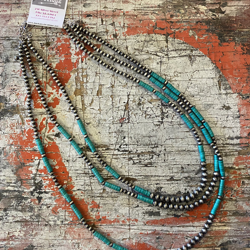 Heishi Layer Necklace