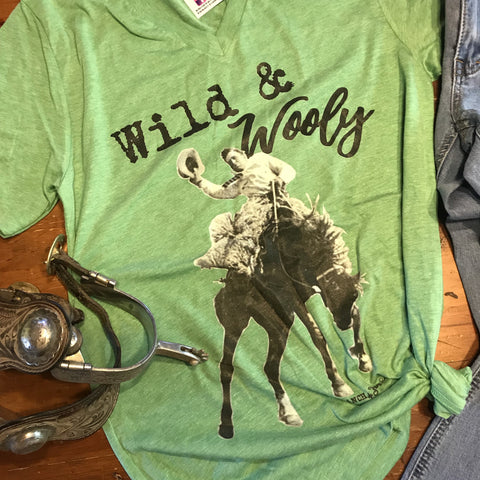 Wild and Wooly Tee