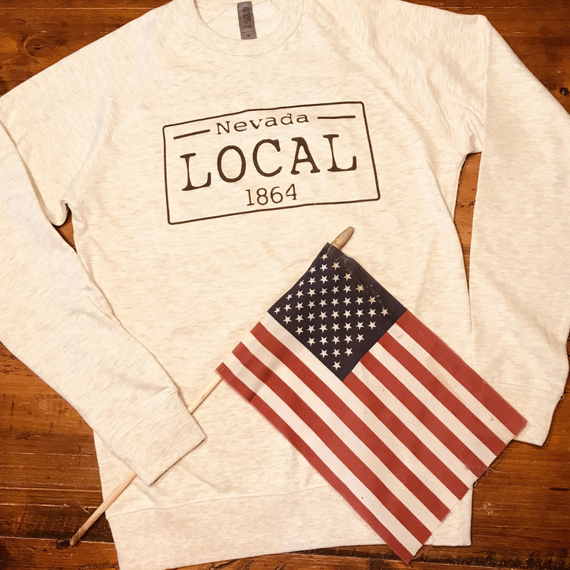 Local Sweatershirt