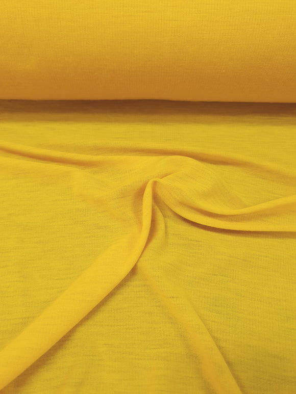 Merino/Poly - Yellow
