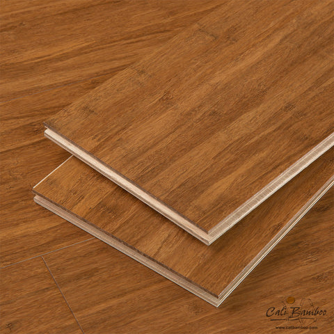 Java Wide Click® Engineered Bamboo Flooring
