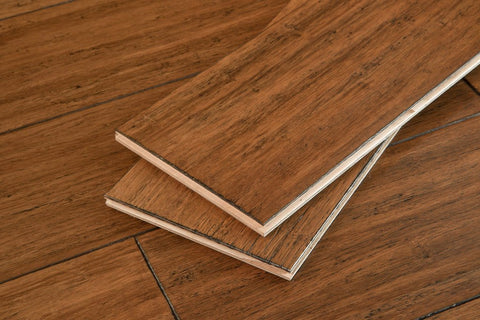 Antique Java®Wide Click Engineered Bamboo Flooring