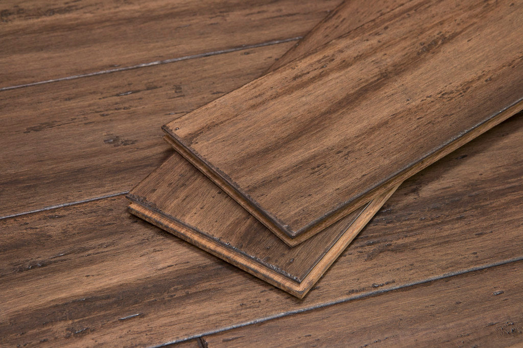 Treehouse Fossilized® Wide T&G Solid Bamboo Flooring