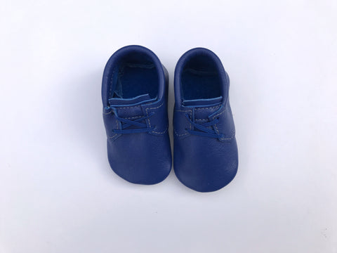 Oxford soft Sole in cobalt